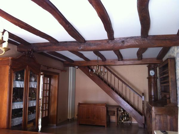 Pi ces vivre france plafondecor - Poser une tringle a rideau au plafond ...